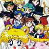 Bishoujo Senshi Sailor Moon S: Kurukkurin (SNES) game cover art