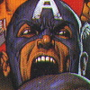 Captain America and the Avengers (SNES) game cover art