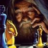 The Chessmaster (SNES) game cover art