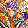 Dragon Quest VI: Maboroshi no Daichi artwork