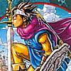 Dragon Quest III (SNES) game cover art