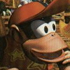 Donkey Kong Country 2: Diddy's Kong Quest (SNES) game cover art