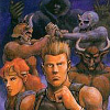 Death Brade (SNES) game cover art