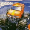 Dirt Racer (SNES) game cover art