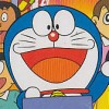 Doraemon 3: Nobita to Toki no Hougyoku (SNES) game cover art