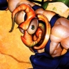 Earthworm Jim 2 (SNES) game cover art