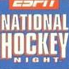 ESPN National Hockey Night (SNES) game cover art