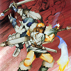 FEDA: The Emblem of Justice (SNES) game cover art