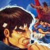 Fighter's History: Mizoguchi Kiki Ippatsu!! (SNES) game cover art