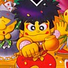 Ganbare Goemon 2: Kiteretsu Shougun Magginesu (SNES) game cover art