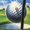 Hal's Hole in One Golf artwork