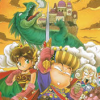Hanjuku Eiyuu (SNES) game cover art