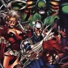 Jim Lee's WildC.A.T.S. Covert Action Teams artwork