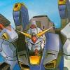 Kidou Senshi Gundam F91: Formula Senki 0122 artwork
