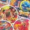 Kyouraku - Sanyo - Toyomaru Parlor! Parlor! 5 (SNES) game cover art