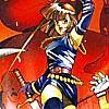 Lady Stalker: Kako kara no Chousen (SNES) game cover art