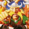 The Lost Vikings (SNES) game cover art