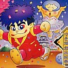Legend of the Mystical Ninja (SNES) game cover art