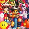 Light Fantasy 2 (SNES) game cover art