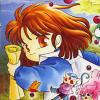 Madou Monogatari: Hanamaru Daiyouchi Enji (SNES) game cover art