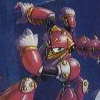 Mega Man X2 art