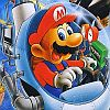 Mario's Time Machine (SNES) game cover art