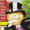 Monopoly (SNES) game cover art