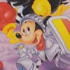 Mickey to Donald Magical Adventure 3 (SNES) game cover art