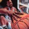 NBA Hang Time (SNES) game cover art