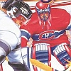 NHL Stanley Cup (SNES) game cover art