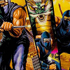 Ninja Gaiden Trilogy (SNES) game cover art