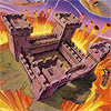 Populous (SNES) game cover art