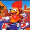 Rocky Rodent (SNES) game cover art