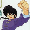 Ranma 1/2: Ougi Jaanken (SNES) game cover art