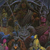 Shin Megami Tensei (SNES) game cover art