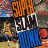 Magic Johnson no Super Slam Dunk artwork