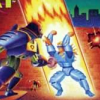 Street Combat (SNES) game cover art