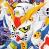 SD Gundam G Next (SNES) game cover art