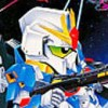 SD Gundam Power Formation Puzzle (SNES) game cover art