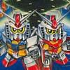 SD Kidou Senshi Gundam: V Sakusen Shidou (SNES) game cover art