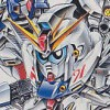 Super Gachapon World: SD Gundam X (SNES) game cover art