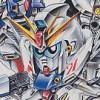 Super Gachapon World: SD Gundam X (SNES) game cover art