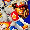 Super Ultra Baseball 2 (SNES) game cover art