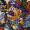 Torneko no Daibouken: Fushigi no Dungeon artwork