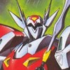 Uchuu no Kishi: Tekkaman Blade (SNES) game cover art