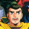 Yokoyama Mitsuteru: San Goku Shi artwork