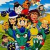 Yokoyama Mitsuteru San Goku Shi Bangi: Sugoroku Eiyuuki artwork