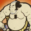 Yokozuna Monogatari (SNES) game cover art