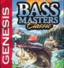Bass Masters Classic: Pro Edition (GEN) game cover art