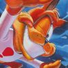 Bubsy in Claws Encounters of the Furred Kind artwork